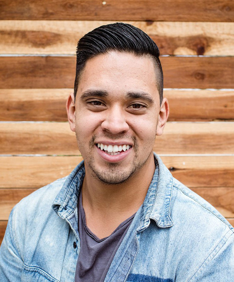 Alec Alvarado - Equipping Pastor for Junior High & High School Students