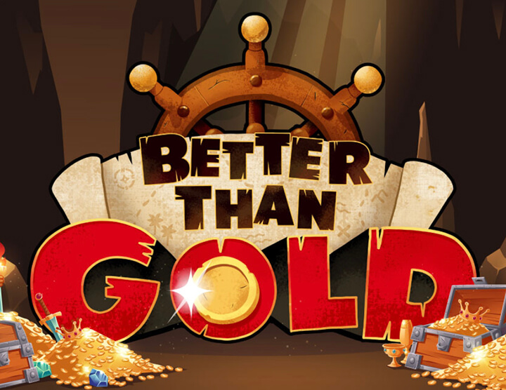 Wednesday Series Promo: Better Than Gold