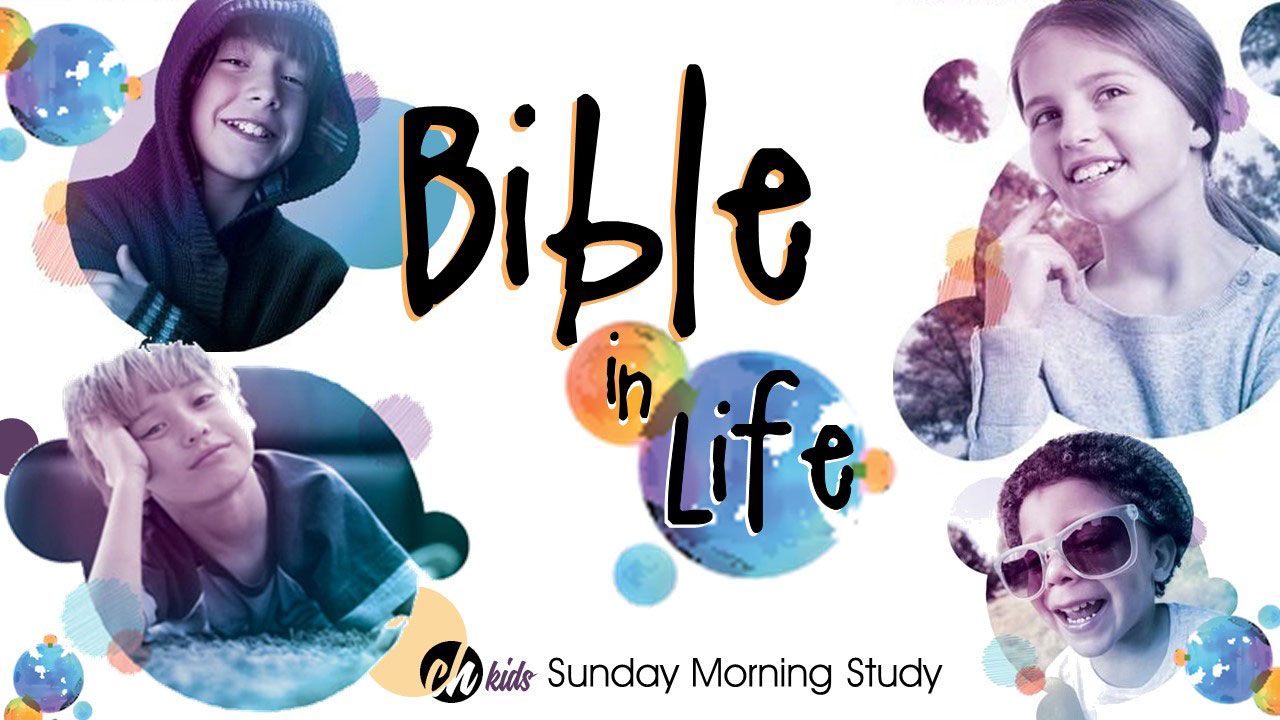 Sunday Study: Bible in Life