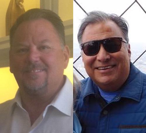 Brad K. & Chip G.