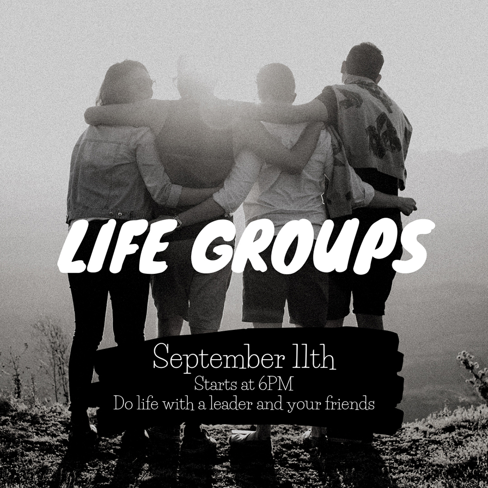 CHFC Youth Life Groups