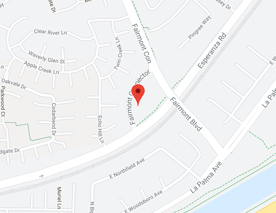 Find Directions to Canyon Hills Friends Church