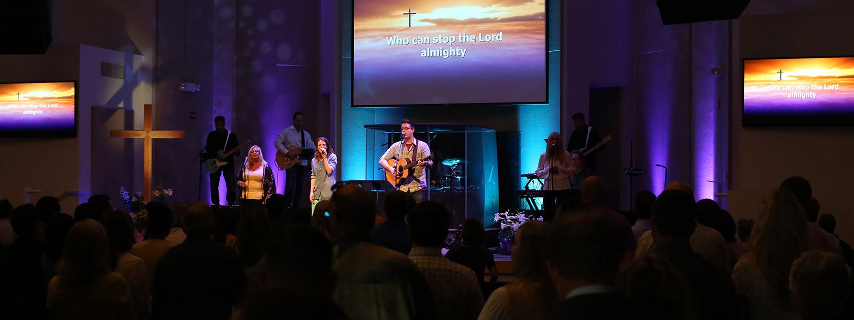 Worship at Canyon Hills Friends Church