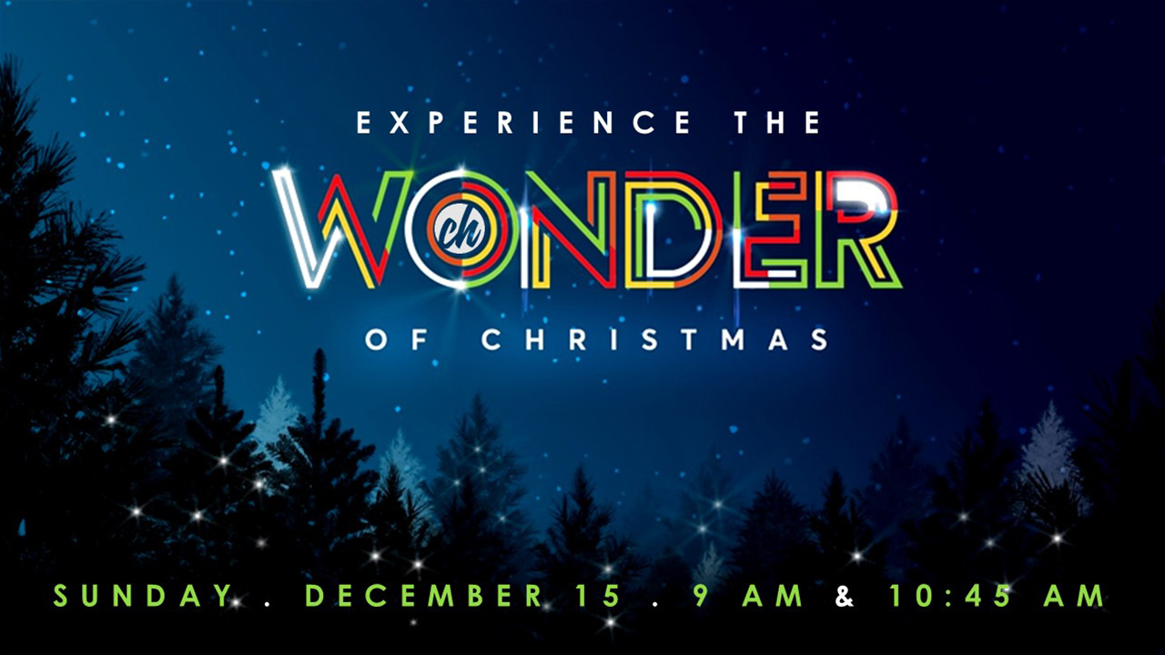 Experience the Wonder of Christmas at Canyon Hills Friends Church