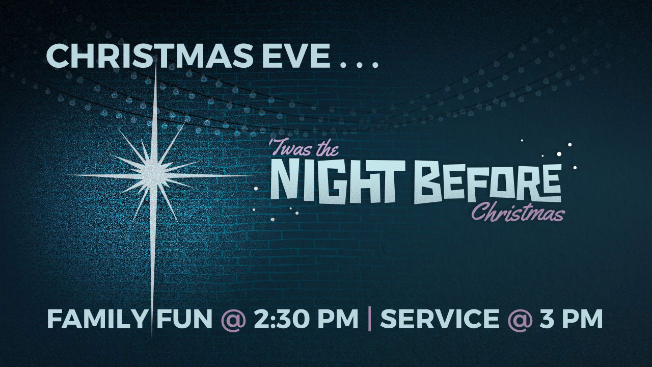 Christmas Eve 2019 at Canyon Hills Friends Church