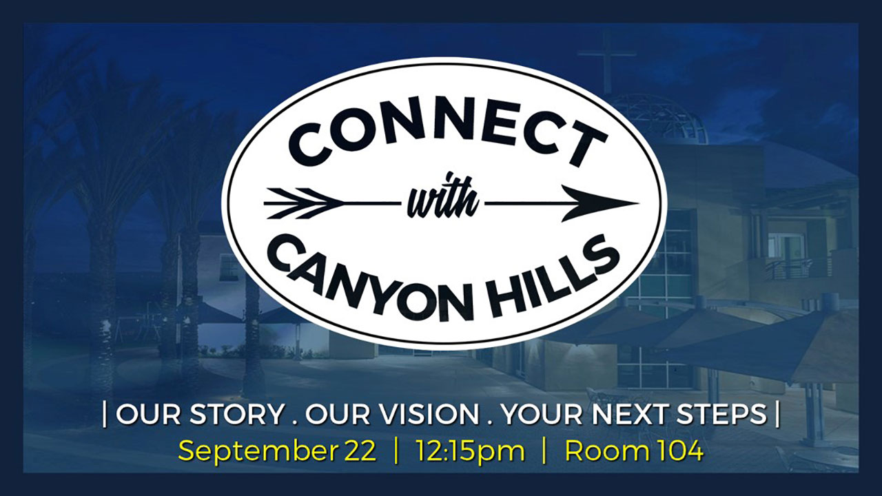 Connect With Friends at Canyon Hills Friends Church