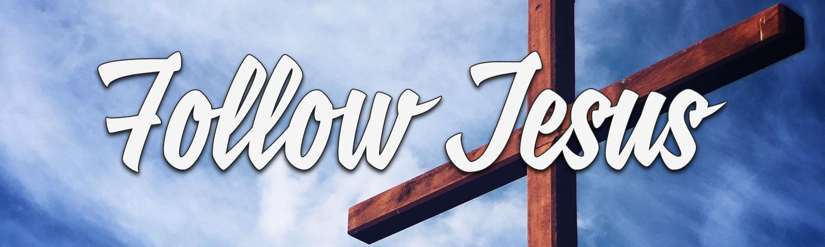 I Want to Follow Jesus