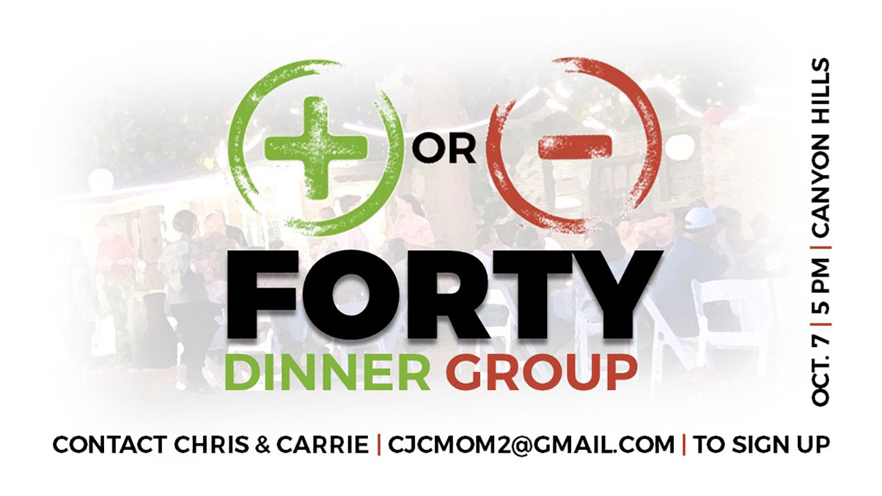 Forty Dinner Group