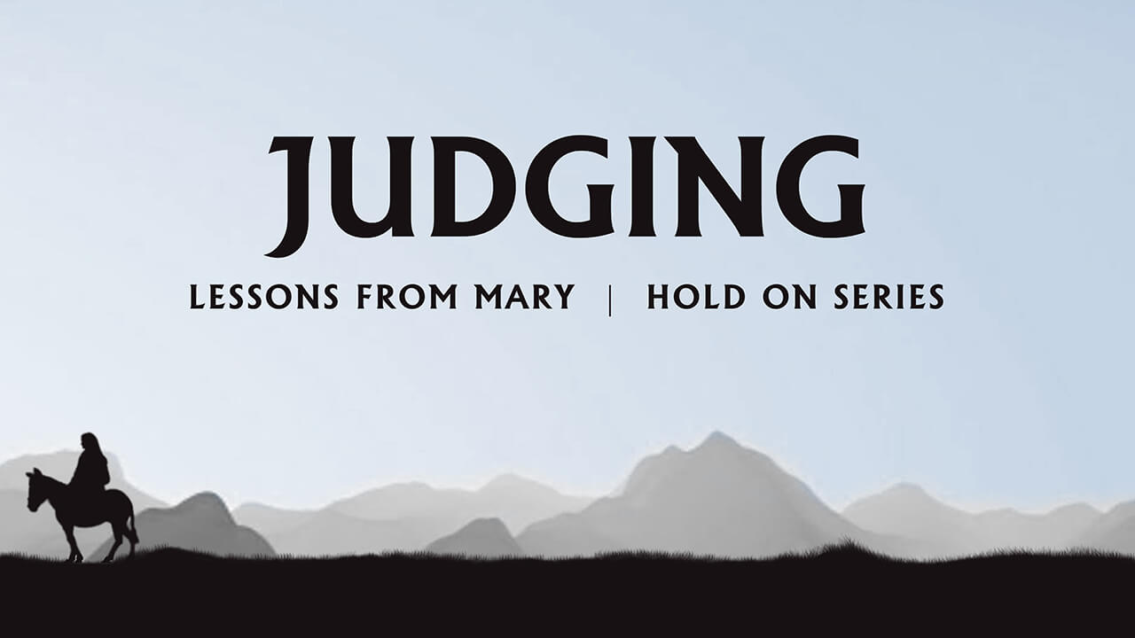 Hold On: Part 6 - Judging