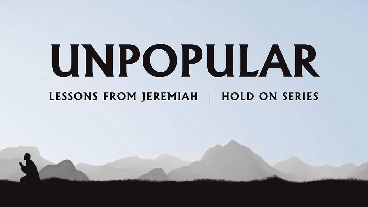 Hold On: Part 9 - Unpopular