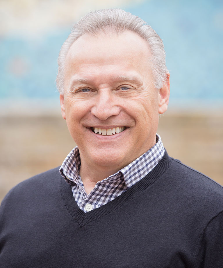 Larry Mendenhall - Senior Pastor at Canyon Hills Friends Church