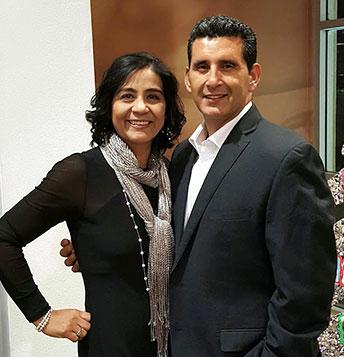 Carlos & Olivia Lopez