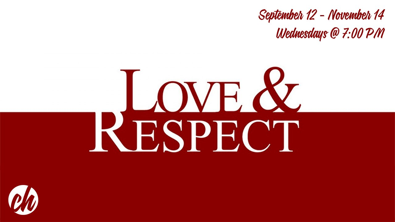 Love & Respect Marriage Video Conference