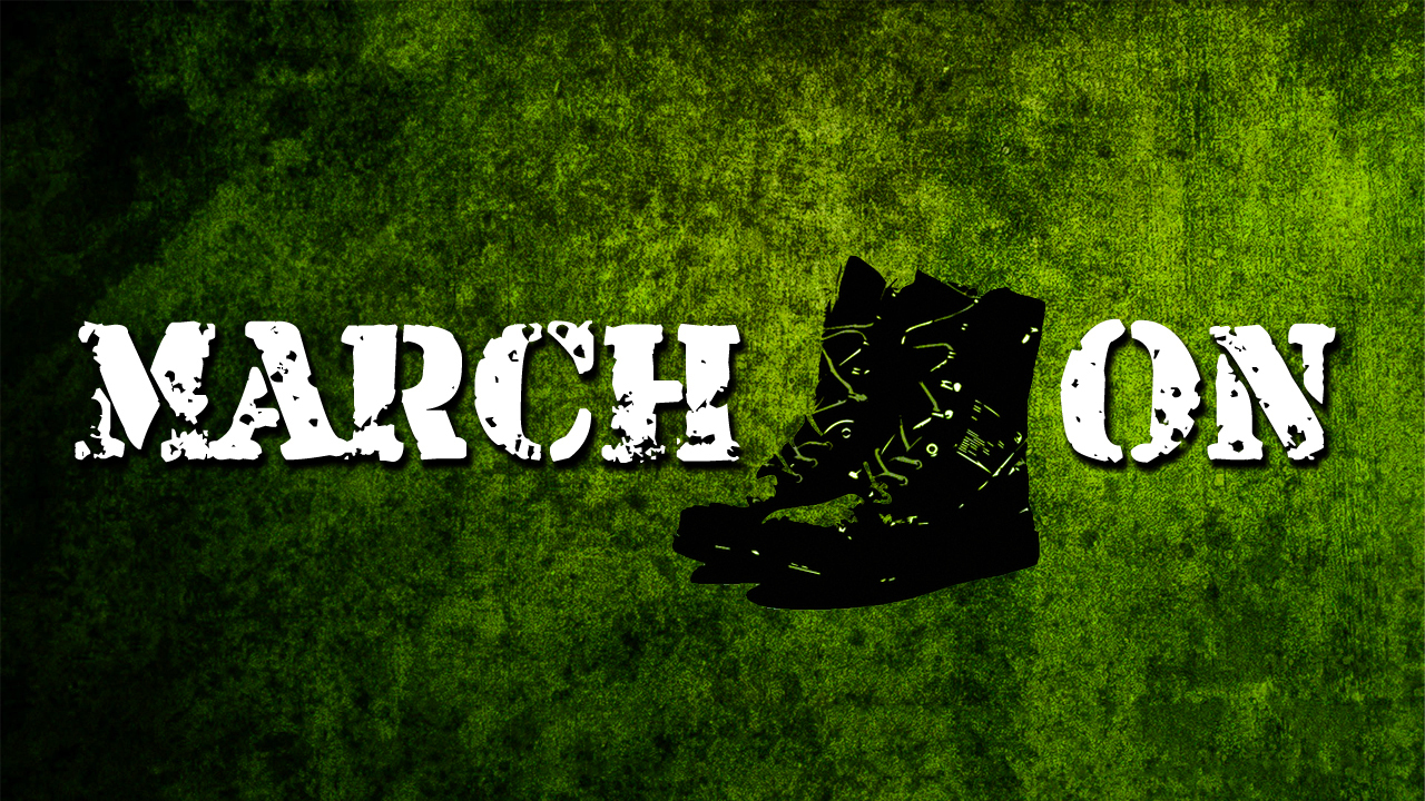 March On Sermon Series at Canyon Hills Friends Church