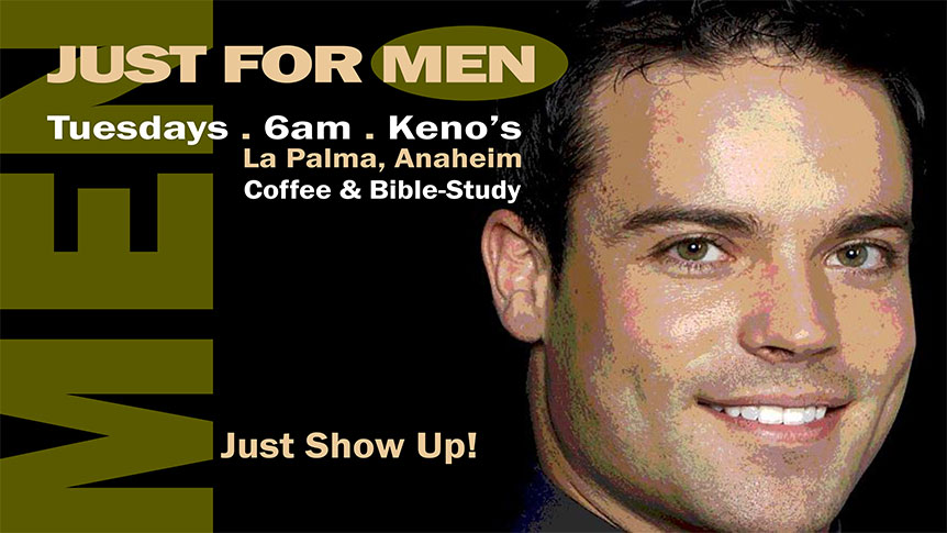 Weekly Men's Bible Study at Canyon Hills Friends Church