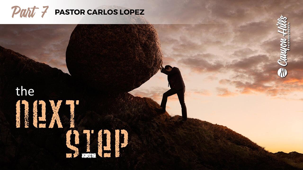 The Next Step: Part 7