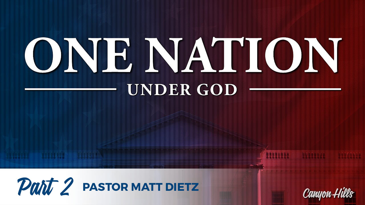 One Nation: Part 2