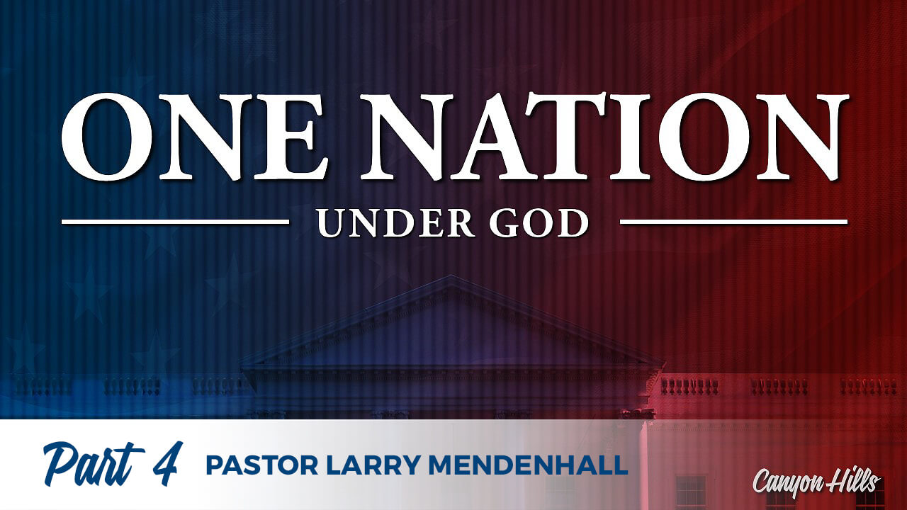 One Nation: Part 4