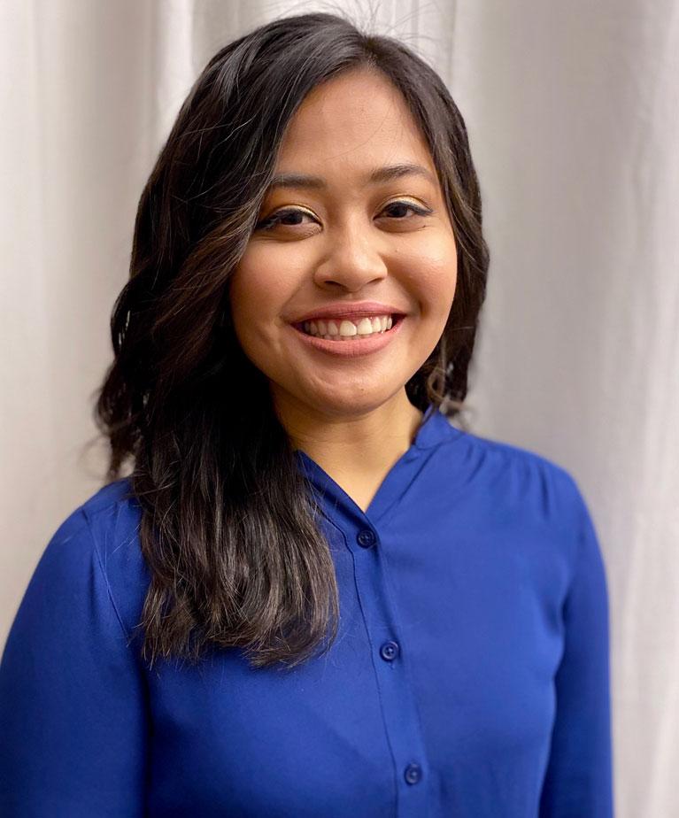 Rachel Salazar - Office Coordinator