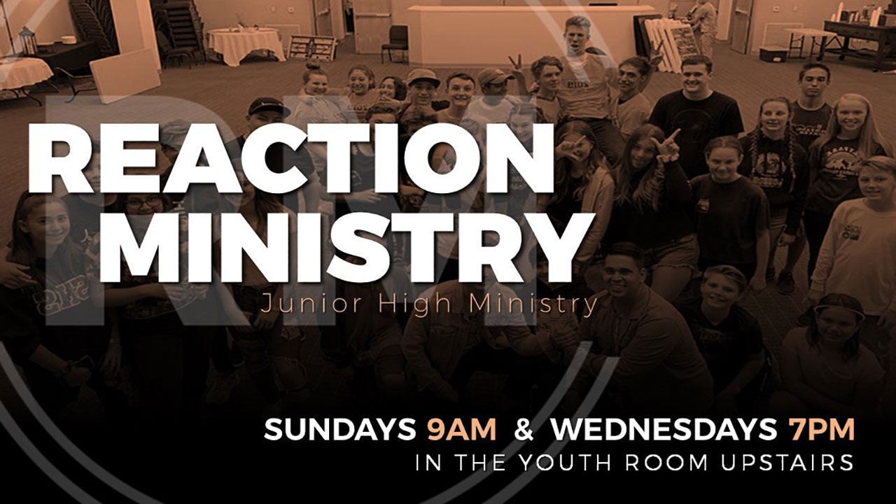 Junior High Ministry at Canyon Hills Friends Church