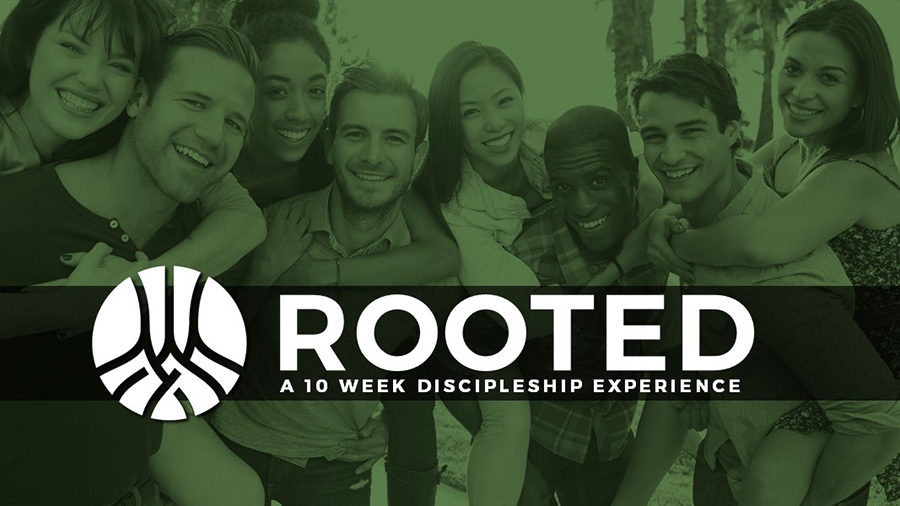 Rooted: A 10-Week Discipleship Experience