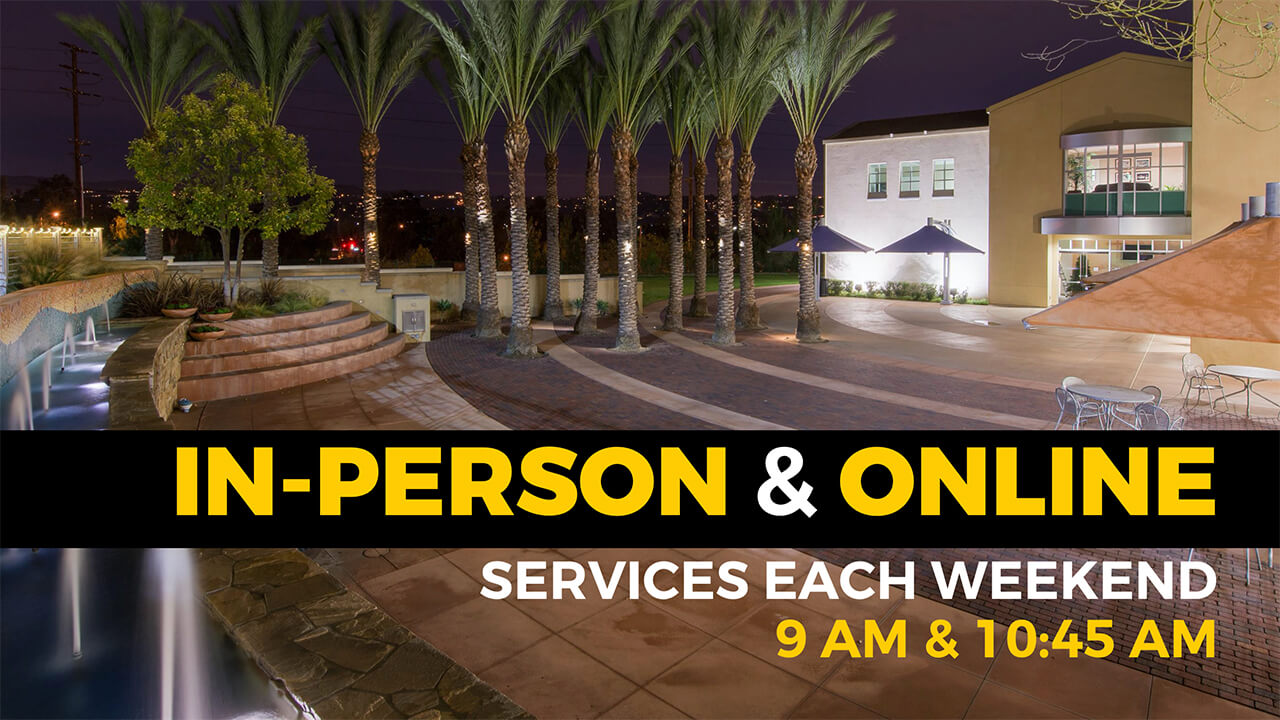 In-Person & Online Services at Canyon Hills Friends Church