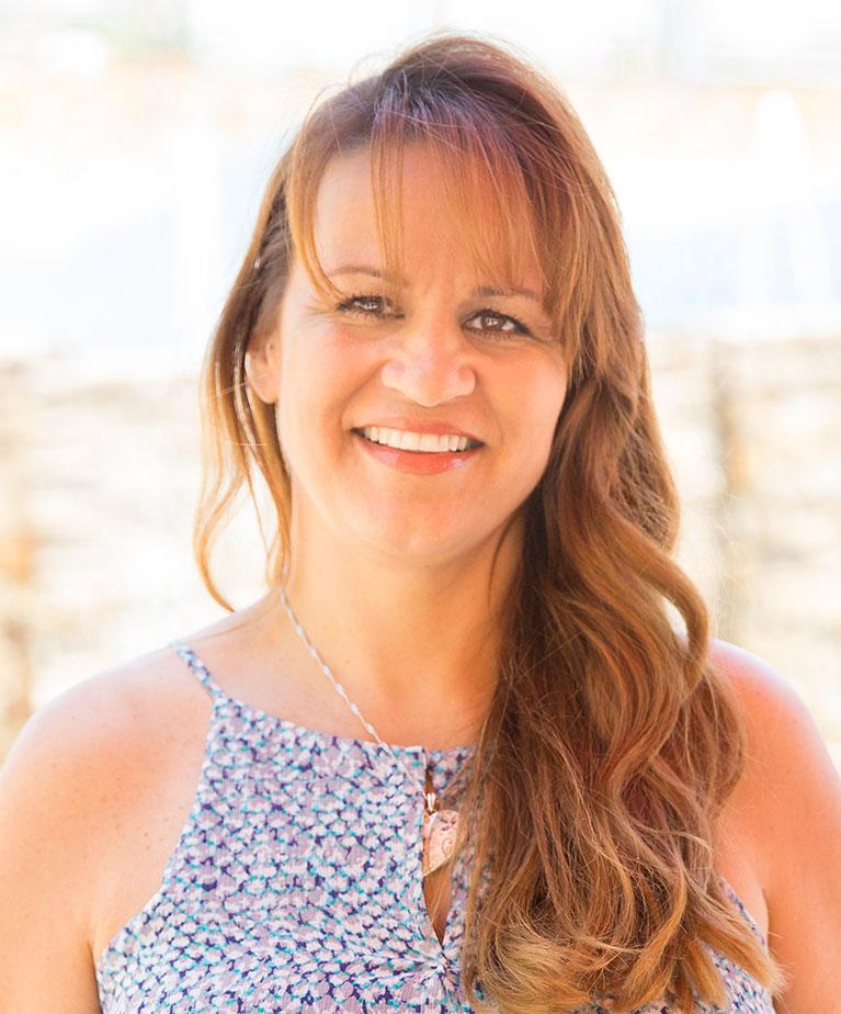 Shelley Molina - Wednesday Night Coordinator