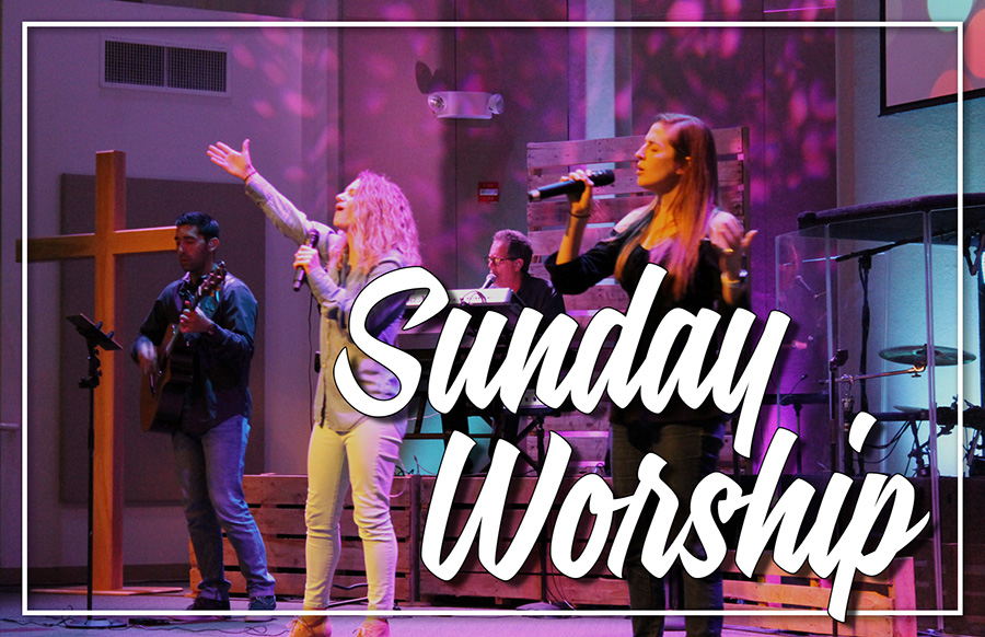 Sunday Worship Services at Canyon Hills Friends Church