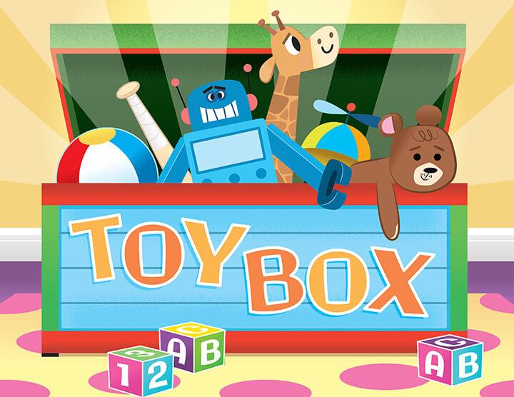 Preschool Series Promo: Toy Box