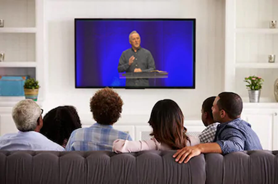 Watched Canyon Hills Friends Church Online