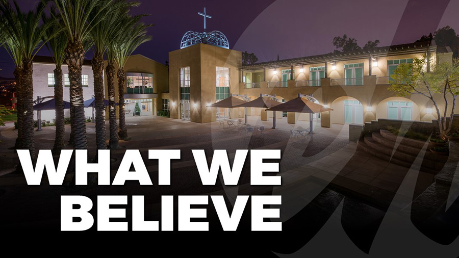 What We Believe at Canyon Hills Friends Church