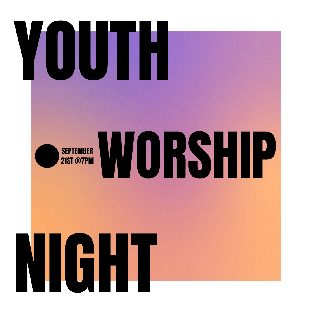 Youth Worship Night at Canyon Hills Friends Church